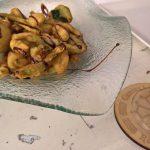 Verduretes en tempura