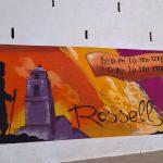 El primer mural temàtic dels càtars d'Europa